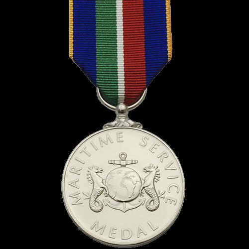 Maritime Service Medal Commemorative
