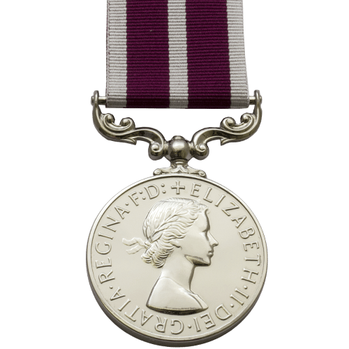Medaglia di servizio meritevole EIIR