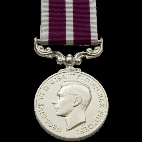 Meritorious Service Medal GVI
