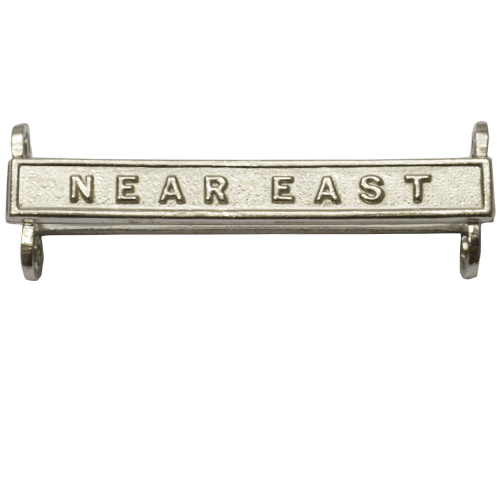 Near East Clasp General Service Medal