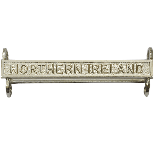 Northern Ireland Clasp General Service Medal