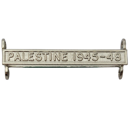 Palestine 1945-48 Clasp General Service Medal