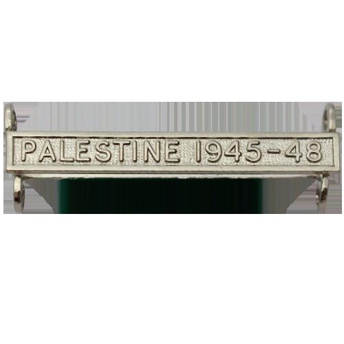 Palestine 1945-48 Clasp General Service Medal