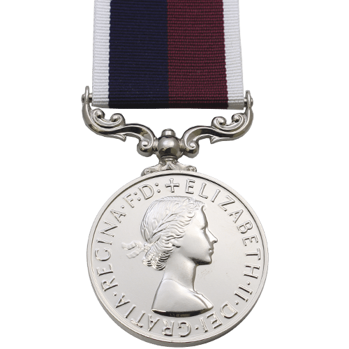 RAF Long Service And Good Conduct LSGC Medal EIIR