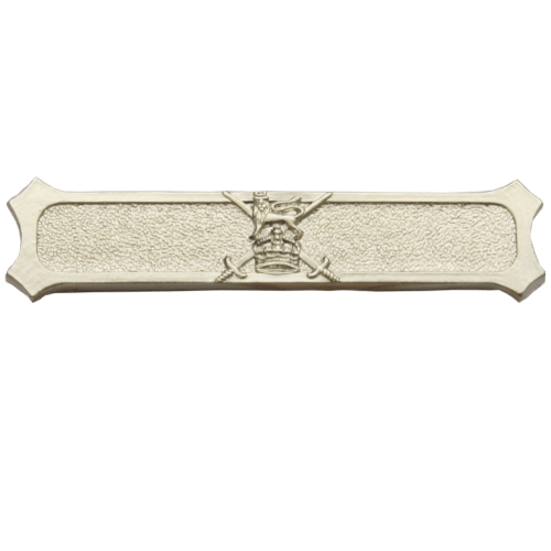 Second Award Bar Army Long Service And Good Conduct