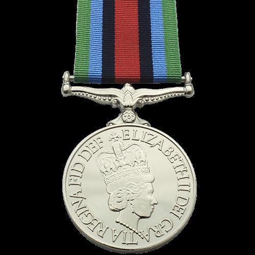 Sierra Leone Operational Service Medal OSM