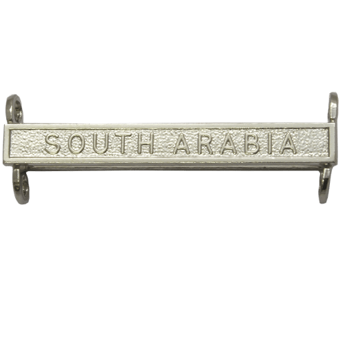 South Arabia Clasp General Service Medal