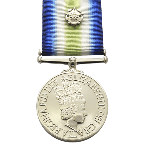 South Atlantic Medal with Rosette