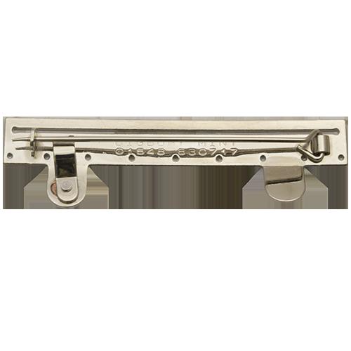3 Space Medal Brooch Bar Full Size