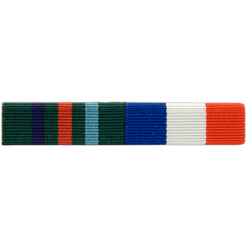 Ribbon Bar commemorative Example