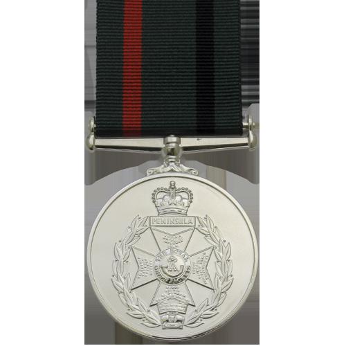 Royal Green Jackets Commemorative Medal