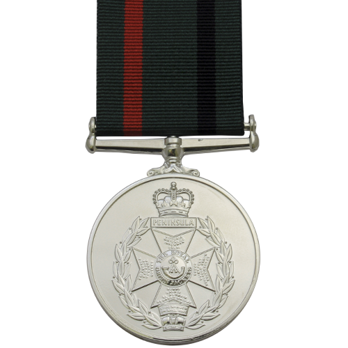Royal Green Jackets Commemorative Medal