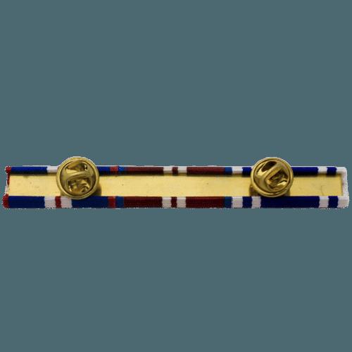 medal ribbon bar clutch pin