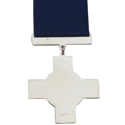 George Cross GC Medal Full Size Reverse