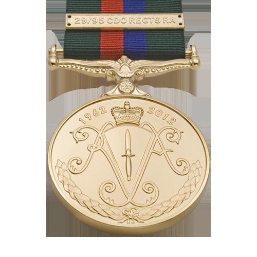 29 Commando Regroup Medal