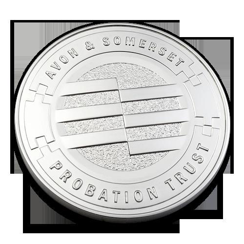 Avon & Somerset Probation Trust Medal