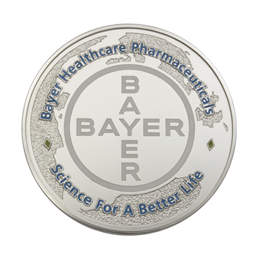 Bayer Pharmaceuticals 2015 Medal