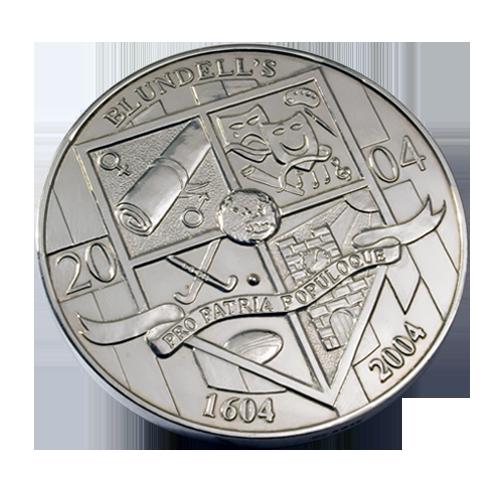 Blundells School Medal
