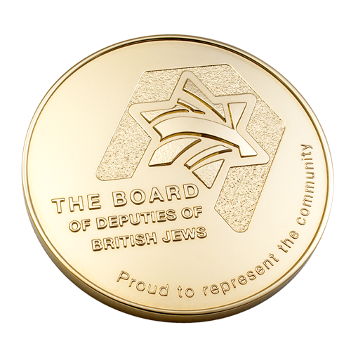 Board of Deputies of British Jews Medal