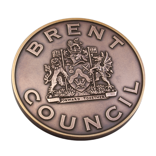 Brent Council Citizenship Medal