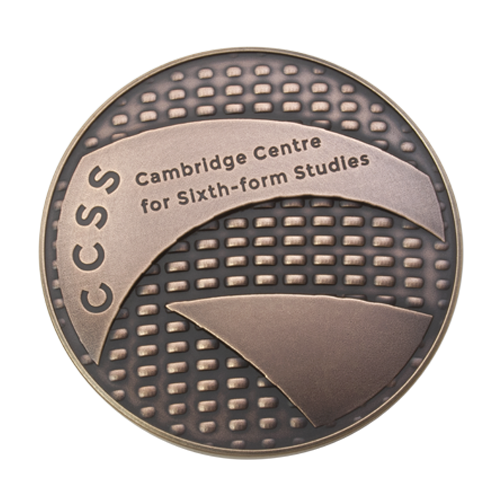 Cambridge Centre For 6th Form Studies Medal