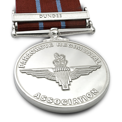 Parachute Regimental Association Medal