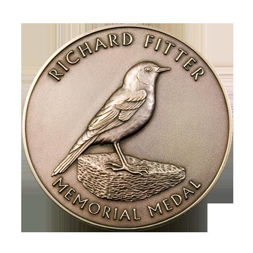 Richard Fitter Memorial Medal