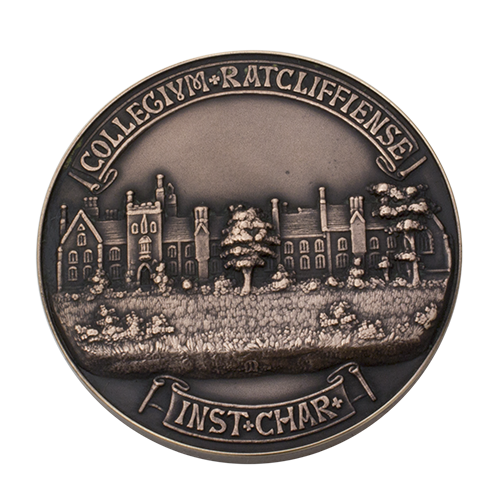 Ratcliffe College Medal