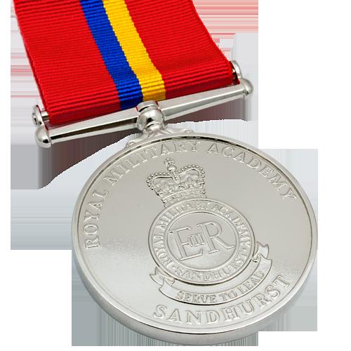 Sandhurst Royal Military Academy Medal