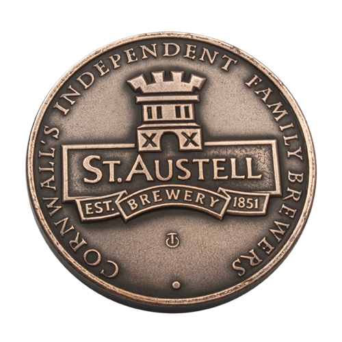 St Austell Brewery Medal