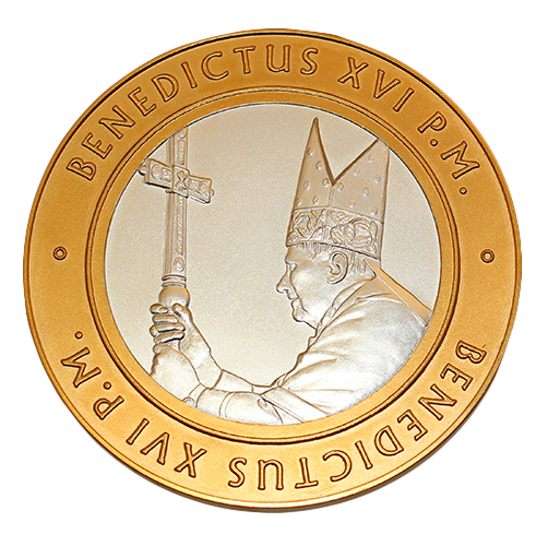 St Mary's University Benedict Medal