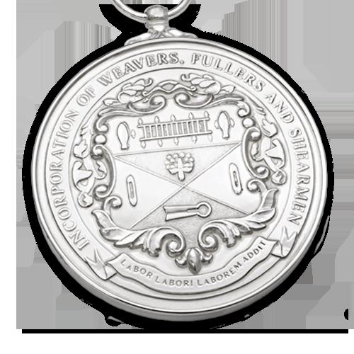 Weavers, Fullers and Shearmen Medal