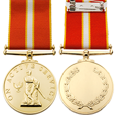 Commemorative Medals
