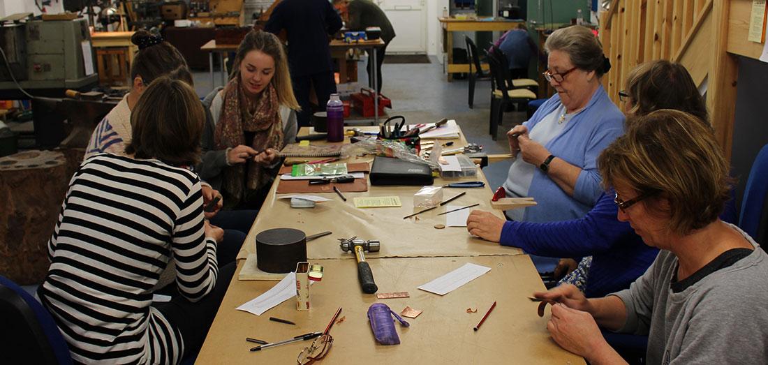 Heart Pendant Making Workshop