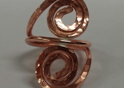 Jewellery course ring no1