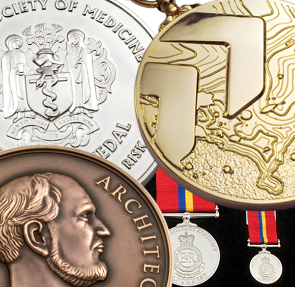 Bigbury Mint • Medal Makers - Commemorative and Military