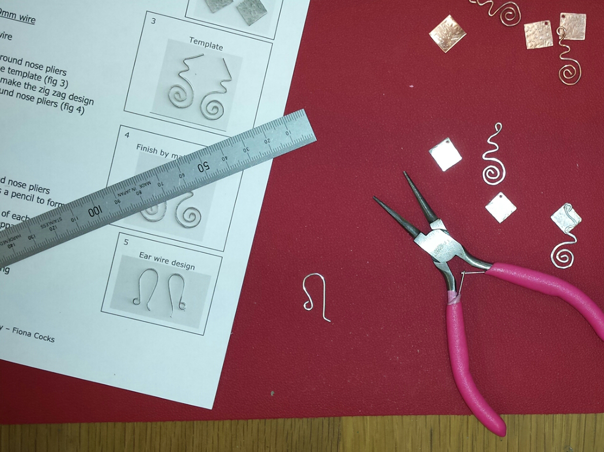 Earring course