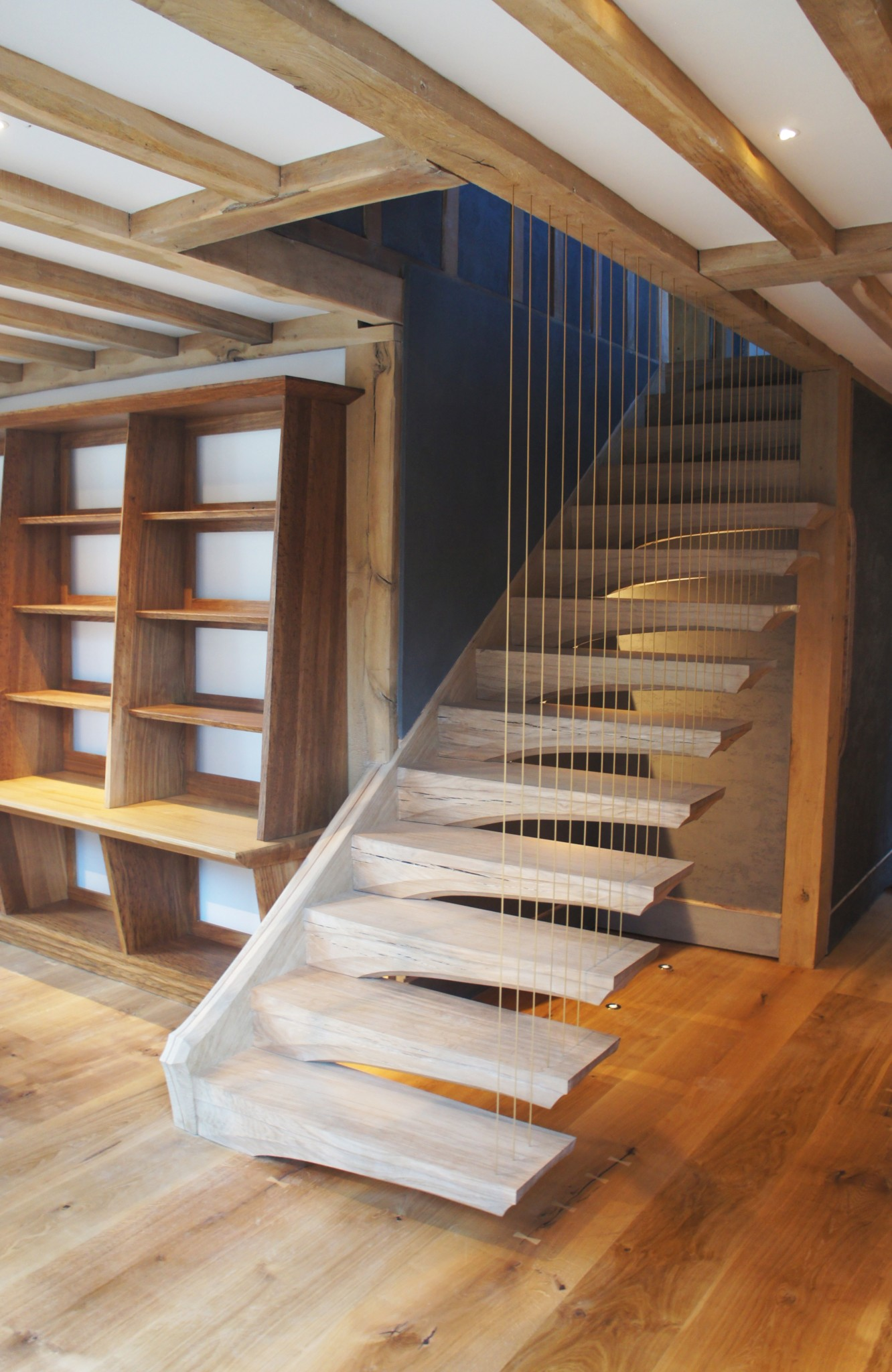 Cantilever Staircase - S A Spooner