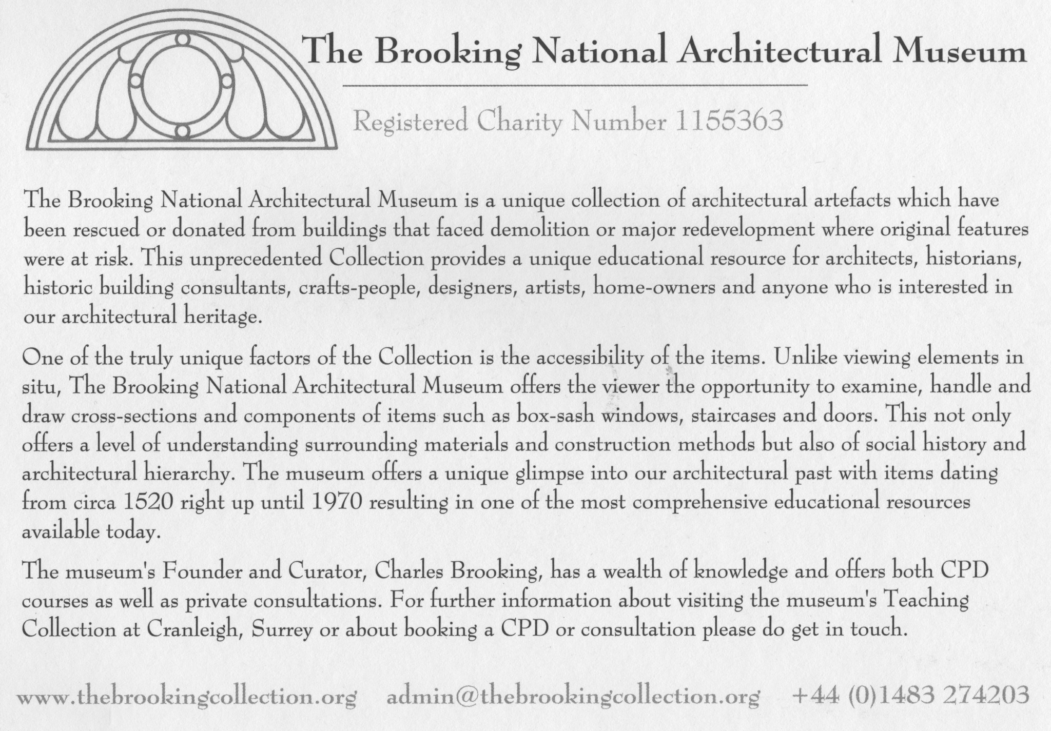 The Brooking collection