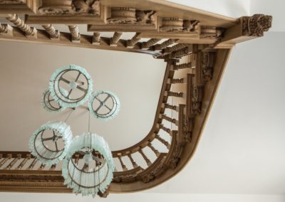Grade 1 Queen Anne Staircase S A SPOONER