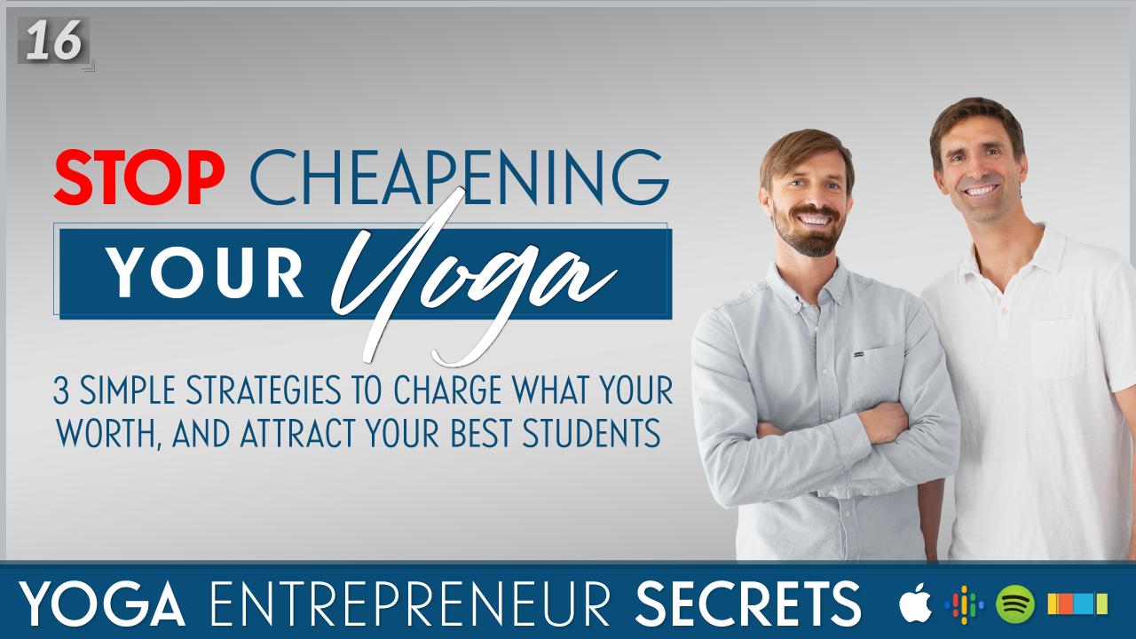 yoga studio increase customer value