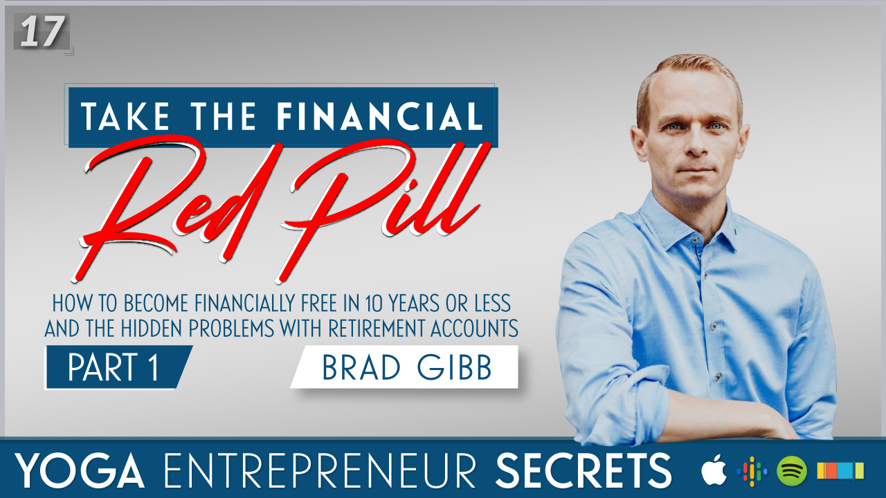 brad gibb financial yoga