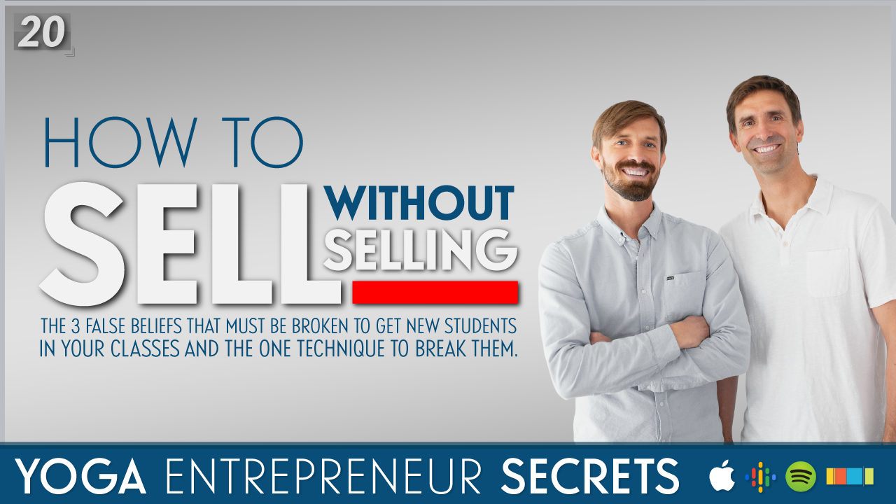 Jonh Yax Yoga Entrepreneur Secrets