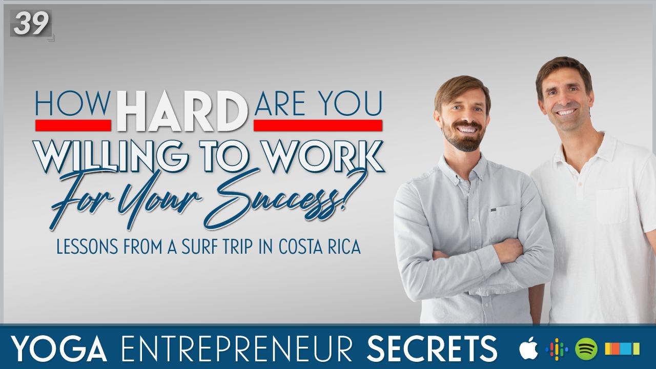 Achieving goals for success