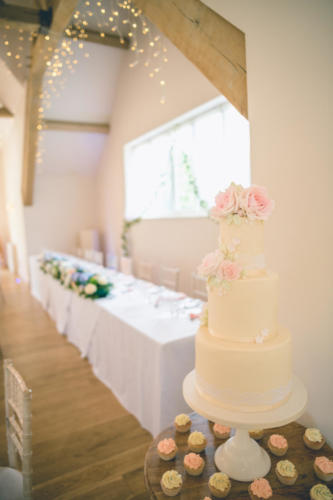 Fondant Iced Cake - Image Credit: Cotswold Pictures