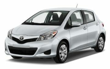 Toyota YARIS HB