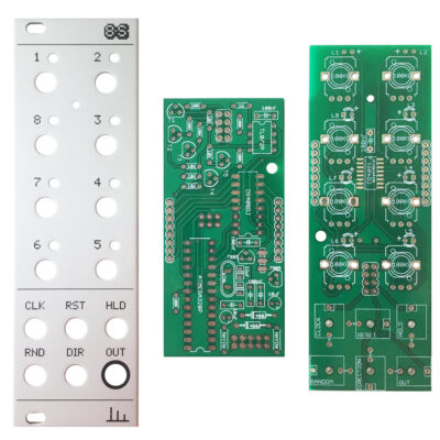 Pusherman – PCBs and Panels for Eurorack DIY Synth Builders