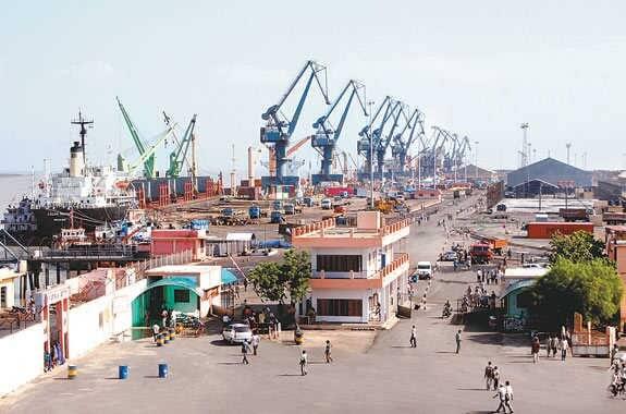 Kandla_Port The Bastion