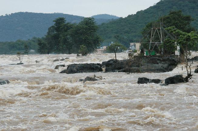 Cauvery Flood The Bastion