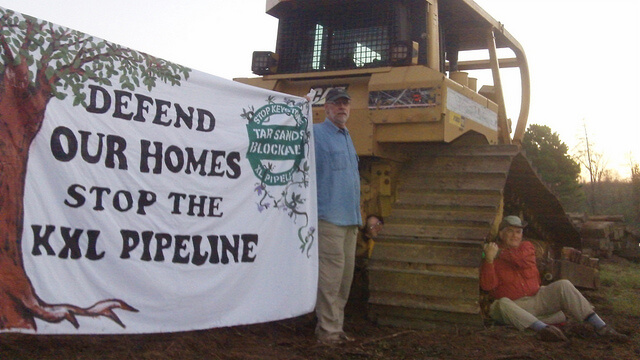 Defend Our Homes - Stop Keystone XL Pipeline